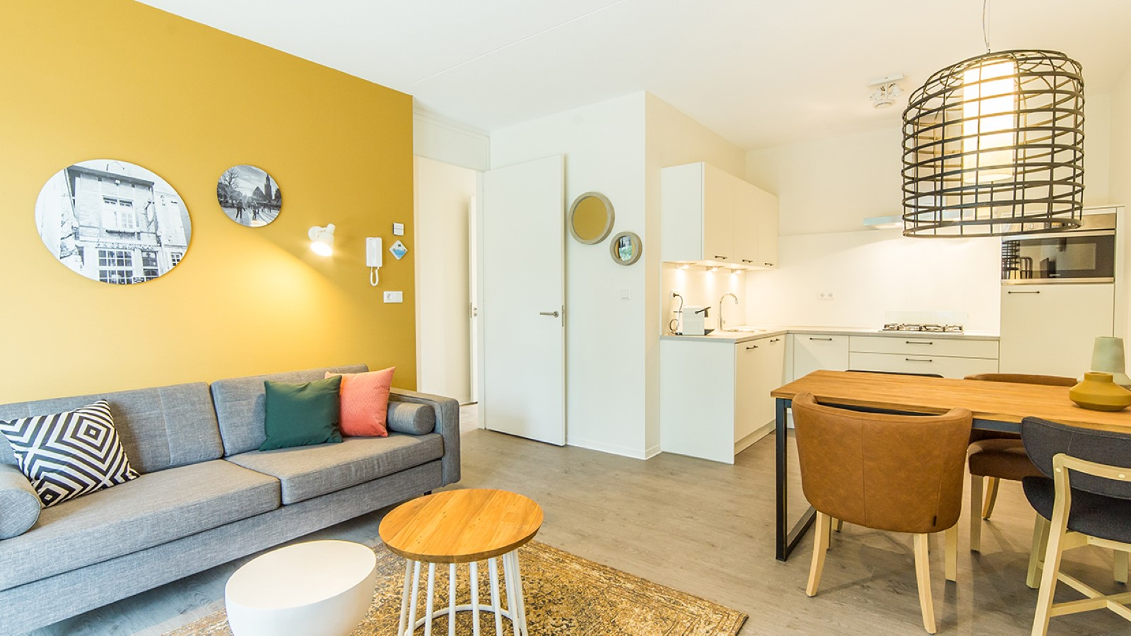Comfort apartment - 2 bedrooms