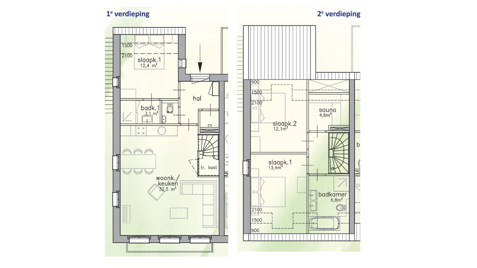 Luxury apartment - 3 bedrooms