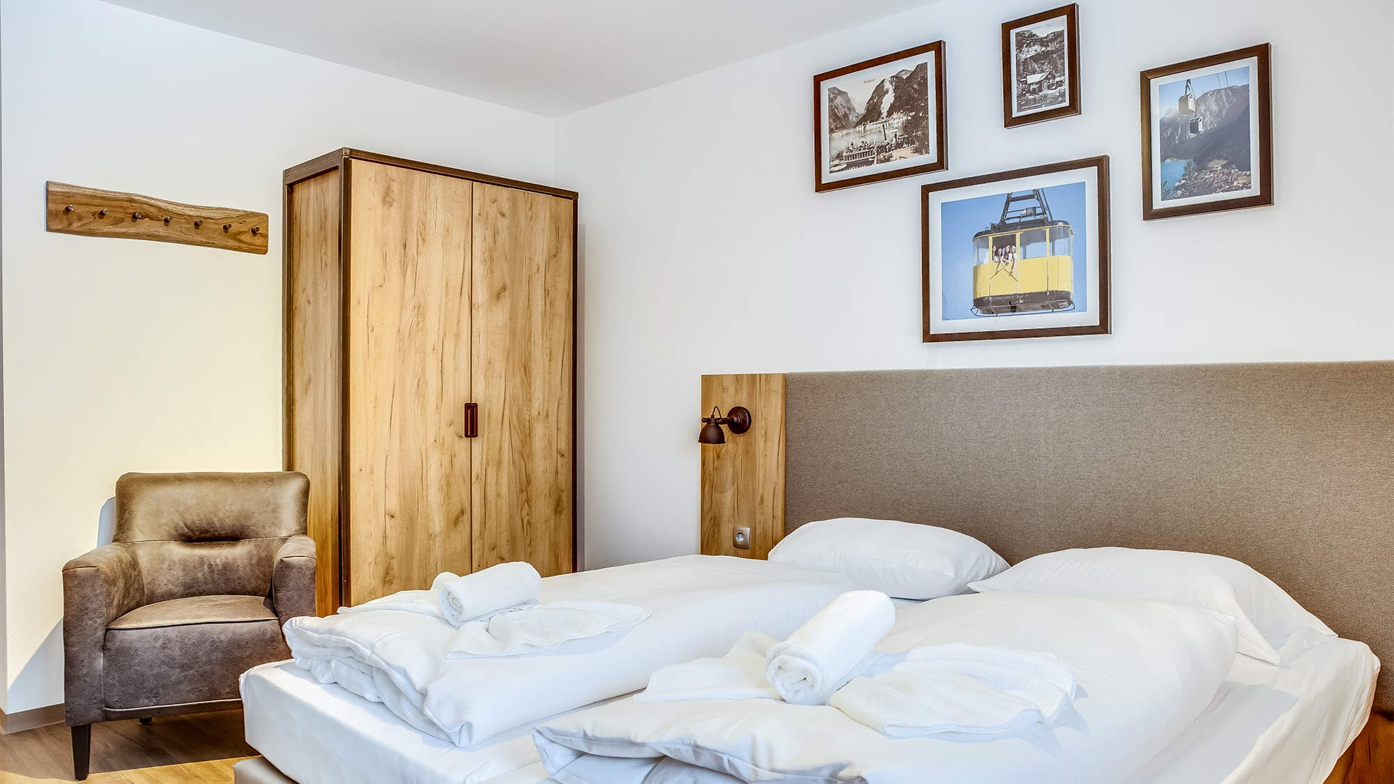 Room Altaussee for 2 people
