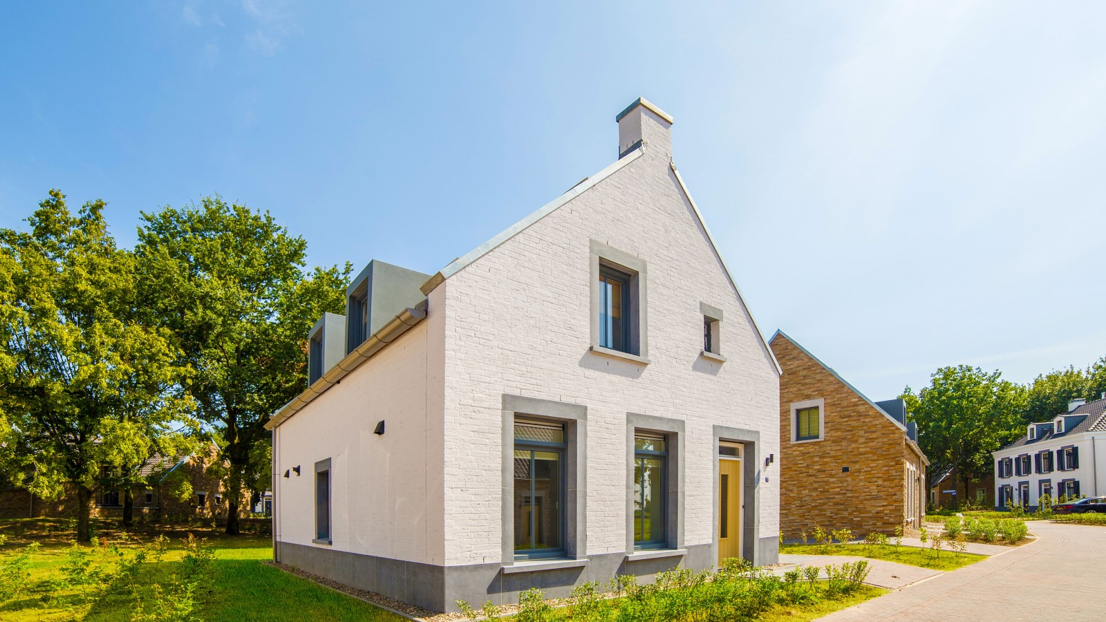 Koopliedenhuis comfort Kids - 3 bedrooms