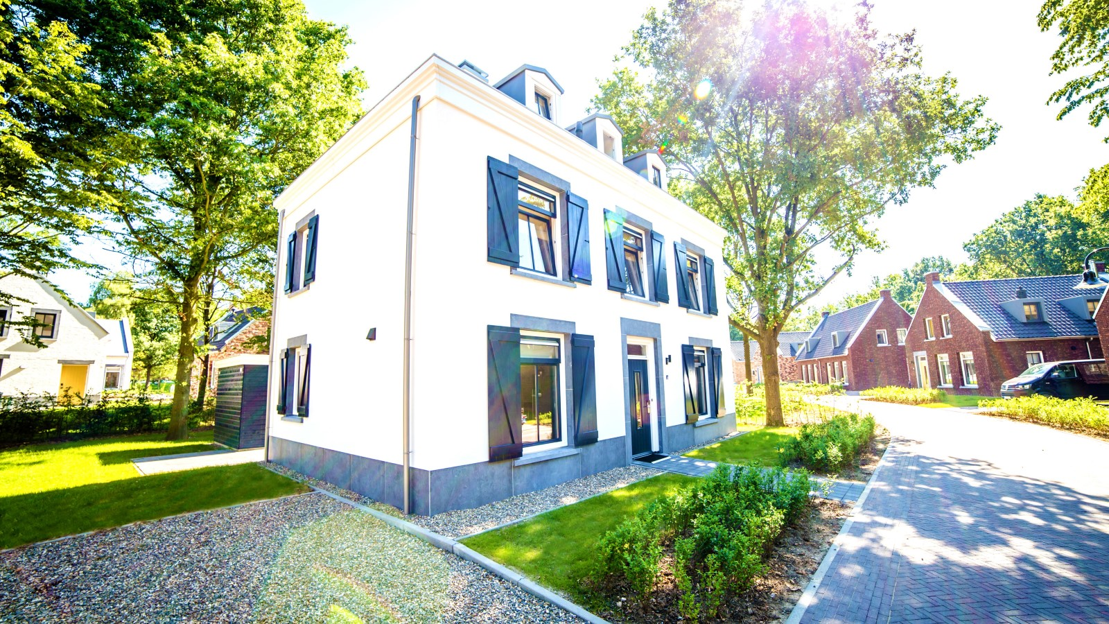 Notarishuis luxury - 6 bedrooms