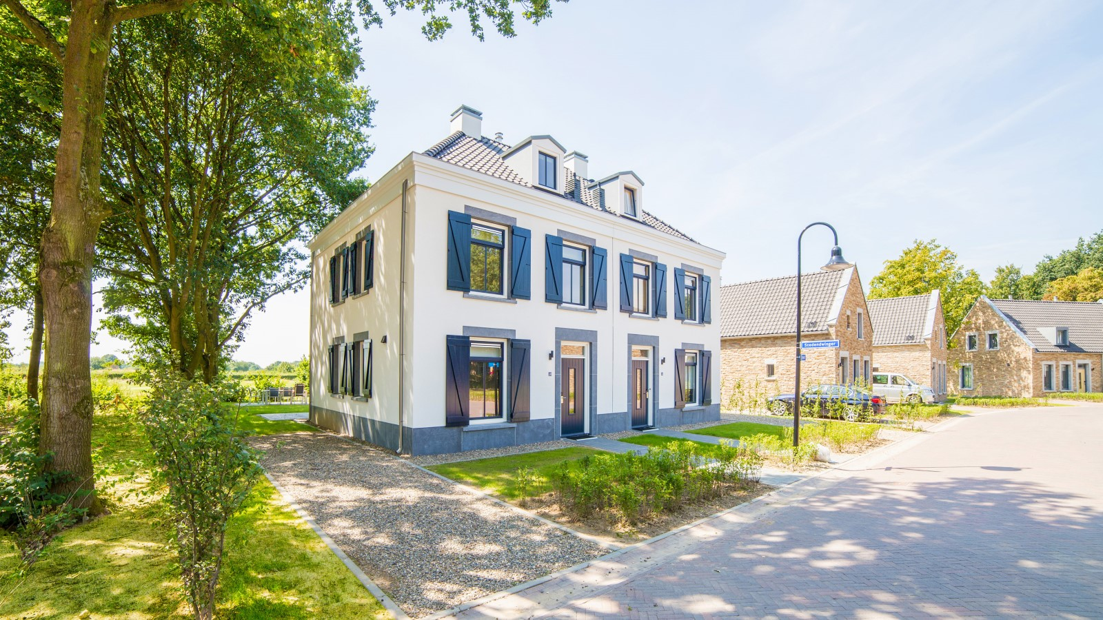 Herenhuis luxury - 4 bedrooms