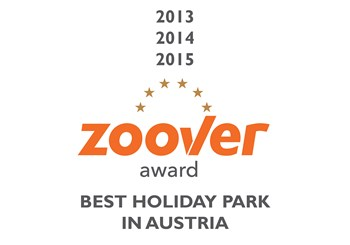 3 times best Holiday Park in Austria!