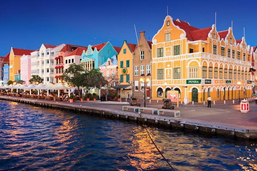 Visit from Dormio resort Bonaire: Willemstad