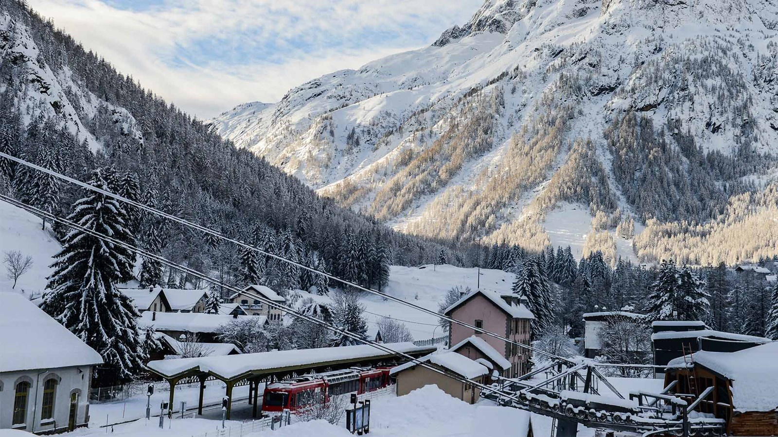 Wintersport in Vallorcine | Dormio