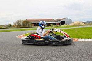 Karting near Dormio Resort Berck-sur-Mer