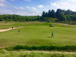 Golf at Dormio Resort Berck-sur-Mer