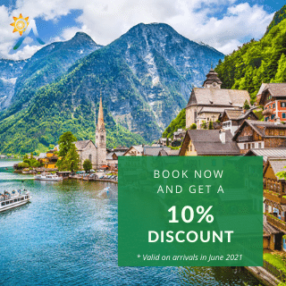 Book now and get a discount!